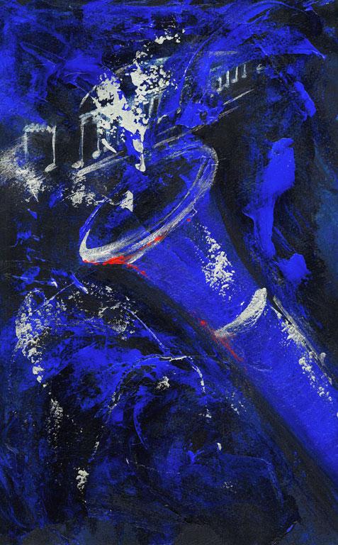 Rhapsodies in Blue